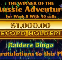 Record-Holder-Raiders-Aussie-Adventure
